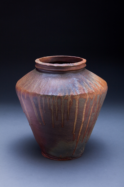 Large Vase (Collection of the San Angelo Museum of Fine Arts)